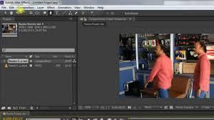 video edit frame