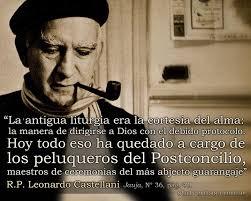 Resultado de imagen para imagenes del padre  Castellani