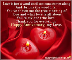 Anniversary Love Quotes Adorable Anniversary Quotes For Him