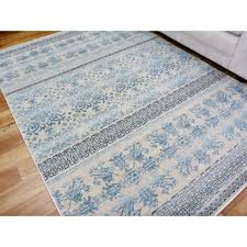 pastel area rugs high quality modern contemporary wash style floor area rugs cream blue pastels