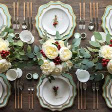 elegant table settings. Elegant Table Settings In Preparation For The Upcoming Holiday Season Here Are Sophisticated Setting Ideas . A