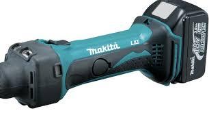 makita cordless grinder. makita xdg01 18v 1/4-inch die grinder kit cordless