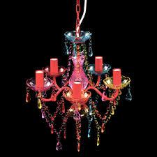 Acryl Kronleuchter Multi Farben