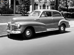 Pictures of Chevrolet Stylemaster 2-door Town Sedan 1948 (1280x960)