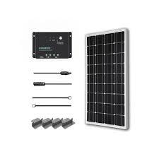 a legjobb atilde para tlet a k atilde para vetkez aring r aring l batterie volts a en renogy 100 watts 12 volts monocrystalline solar starter kit the kit now includes an 8ft