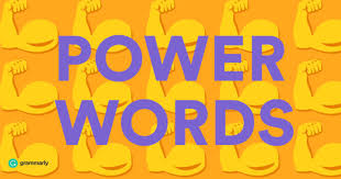 Resume Power Phrases Beauteous How Can Power Words Help You Land Your Dream Job Grammarly
