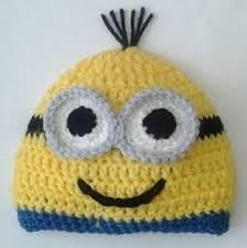 Minion Hat Crochet Pattern Inspiration Minion Beanie Free Crochet Pattern Sticks String And Caffeine