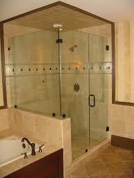 heavy frameless shower enclosure raleigh