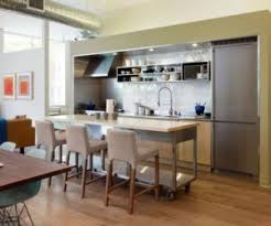 Magnificent Kitchen Island Dining Table
