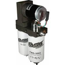 Fass Ts F17 125g Titanium Signature Series Fuel Pump 33 12