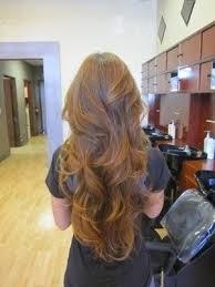 Setelah selesai memotong semua rambut dengan panjang yang sama, anda dapat menambahkan layer. 15 Model Rambut Layer Panjang Dan Pendek Ide Potongan Rambut Gaya Rambut Berlapis Kecantikan Rambut