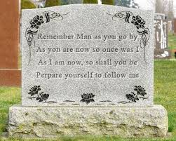 Headstone Quotes Unique Unique Ideas For Headstone Inscriptions