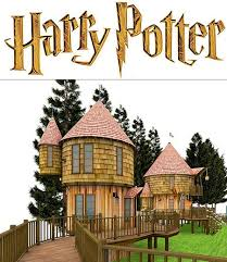 jk rowling to build harry potter tree house cool tree houses build82 houses