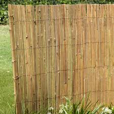 Gardenpath 1/2 In. Outside Peel Bamboo Fence, 4 ft. H x 8 ft. L -  Walmart.com