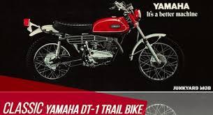1968 1971 yamaha dt 1 trail bike