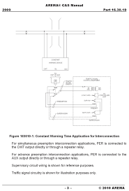 recording devices for interconnected grade crossing and intersection arema c s manual circuit design diagram 1