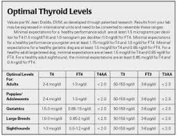 Tsh Range Chart 31 Memorable Thyroid Levels Chart Canada
