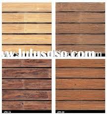 eco friendly interior exterior faux wood veneer artificial stone wall tile no radiation
