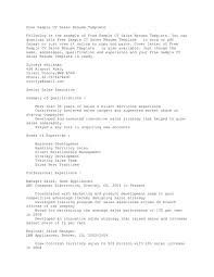 Copy Of Resume Template Letter Resume Directory