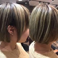 刈り上げ女子 Bl 高坂店 髪型 ボブ 刈り上げ Divtowercom