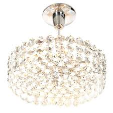 crystal drum chandelier by and for chrome crystal drum chandelier