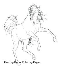 Horse Coloring Pages Abstract For Adults Flowers Pdf Artigianelliinfo