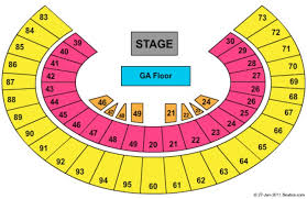 Frank Erwin Seating Chart Frank Erwin Center Tickets In Austin Texas Frank Erwin