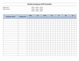 weekly schedule example weekly production schedule template excel plan free