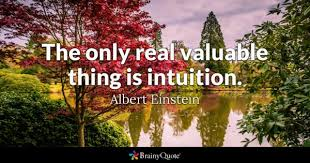 Intuition Quotes Mesmerizing Intuition Quotes BrainyQuote