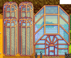 Have you ever wanted the Silo combined with the Greenhouse Not Well never  mind Here I bring another Mod where it becomes possible You have two  versions