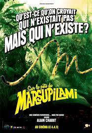 Film Auf den Spuren des Marsupilami - Cineman