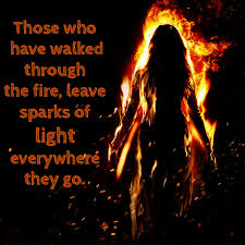 Image result for through the fire pictures