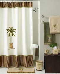 curtain design palm tree shower curtains bath accessory sets and also the overall design looks