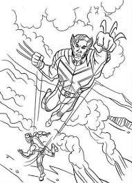 Desde los albores de la civilización, fue adorado como un dios. Free Printable X Men Coloring Pages For Kids