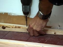Leveling Kitchen Floor How To Level A Floor How Tos Diy