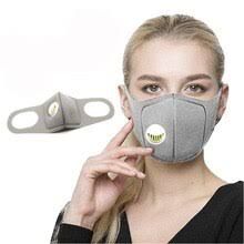 Dropshipping 3D KN95 PM2.5 Coronavirus Dust <b>Mask Activated</b> ...