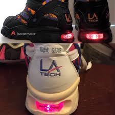 La Gear Lights La Gear Shoes With Removable Lights Nostalgia