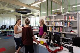 Library - Learning Resource Centre