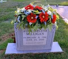 Alice Arlene Milligan (1981-2010) - Find A Grave Memorial