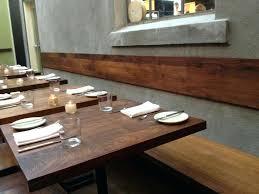 wall bench seating excellent best restaurant seating images on restaurant  in restaurant bench seating modern kitchen