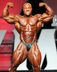 build olympian sized muscle with mr olympia phil heath