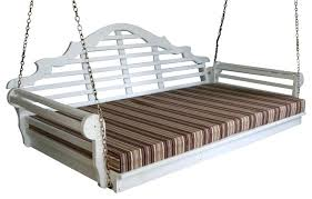 swing bed cushion 6 swing bed cushion 4 thickness diy swing bed cushion