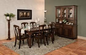 green dining room furniture. Amish Dining Room Furniture Wisconsin Green .