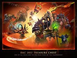 review treasure of the dota 2 asia championships 2017 youtube