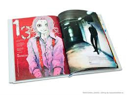 amazon tokyo ghoul ilrations zakki 9781421596921 sui ishida books