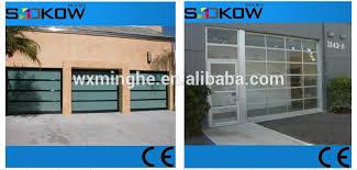 modern garage door commercial. Inspiring Modern Garage Door Commercial With Modren Glass Doors Kitchen In Gallery