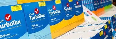 Tax Preparation Software: H&R Block TurboTax TaxAct - Consumer ...