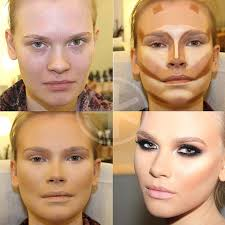 easy step by step contouring