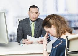 16 Things Not To Do During An Interview If You Want The Job Cafemom