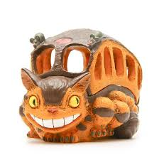 <b>1pc</b> 9cm New My Neighbor Totoro Cat Bus <b>Figure</b> Toys DIY ...